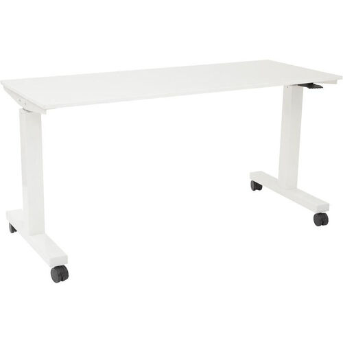 Our Pro-Line II 6 ft Wide Pneumatic Height Adjustable Table with Locking Casters is on sale now.