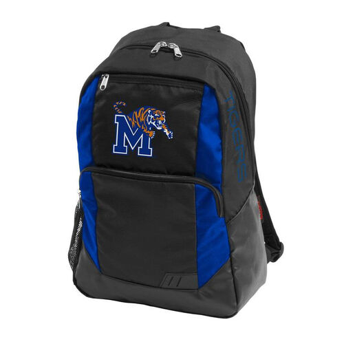 University of Memphis Team Logo Closer Backpack