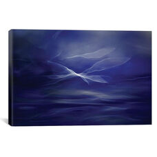 Flight Of The Fairies by Willy Marthinussen Gallery Wrapped Canvas Artwork