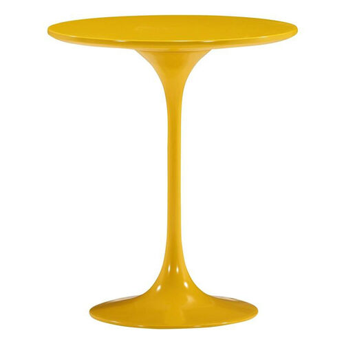 Wilco Side Table in Yellow
