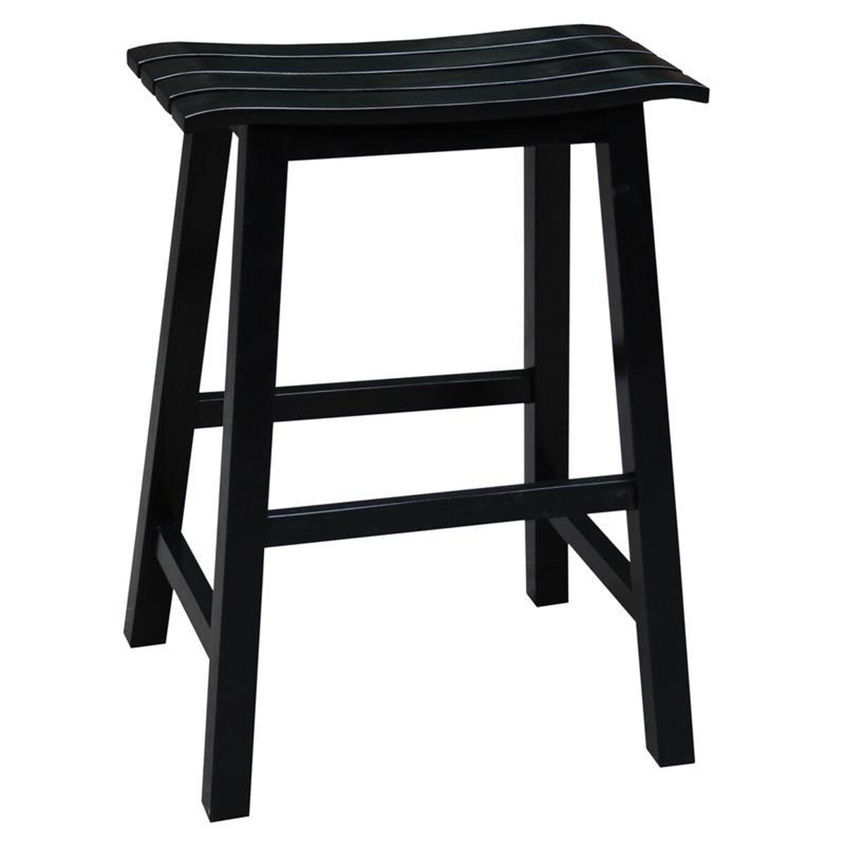 Solid Wood Counter Height Stool S46 782 Bizchair Com