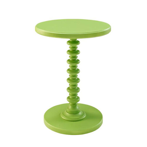 Spectrum Round Table - Lime Green