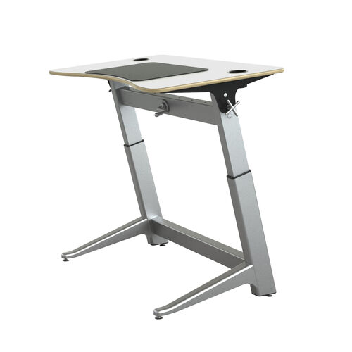 Our Focal™ Locus™ 4 Standing Desk - Glacier White is on sale now.