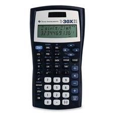 Texas Instruments Scientific Calculator - Dual Power - 3 1/5