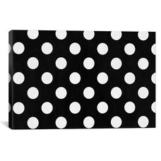Modern Art - Polka Dots by 5by5collective Gallery Wrapped Canvas Artwork