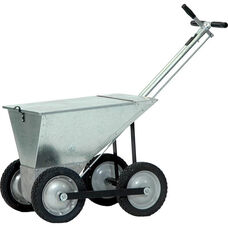 85 lb. Capacity Pro Line Marker with Rubber Wheels