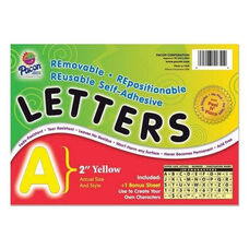 Pacon Self -Adhesive Letters - 2