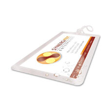Swingline Heatseal Longlife Lam. Luggage Pouches - Pack Of 100