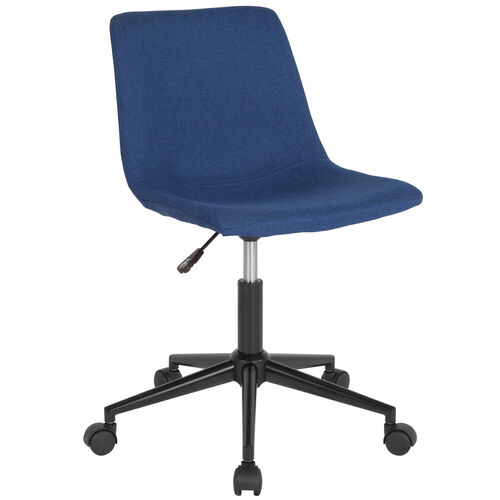 Our Siena Home and Office Task Chair in Blue Fabric is on sale now.