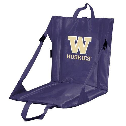 University of Washington Team Logo Bi-Fold Stadium Seat