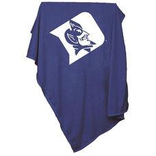 Duke University Team Logo Sweatshirt Blanket