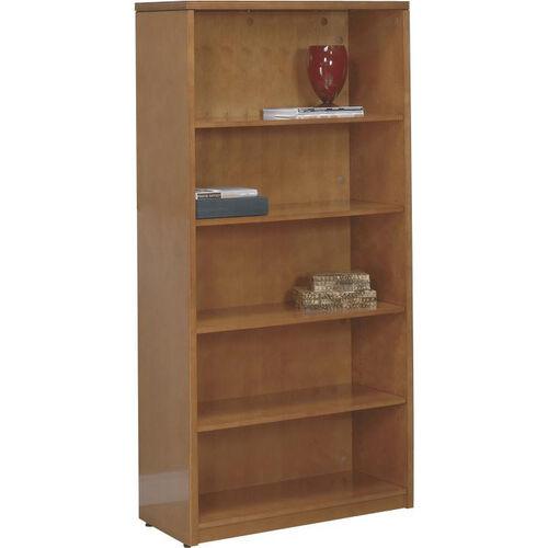 Our OSP Furniture Kenwood Hardwood Veneer 5-Shelf Bookcase with Adjustable Shelving is on sale now.