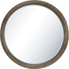 OSP Designs Rennes Wall Mirror - Antique Silver