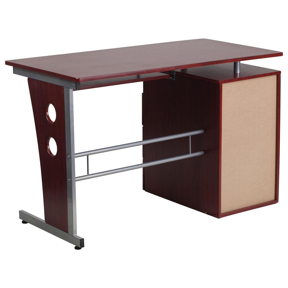 Mahogany Desk Nan Wk 008 Gg Bizchair Com