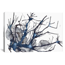 Ariel by Illustrating Rain Gallery Wrapped Canvas Artwork