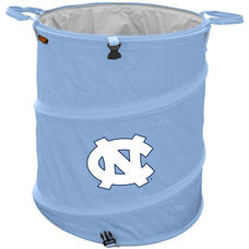 University of North Carolina Team Logo Collapsible 3-in-1 Cooler Hamper Wastebasket