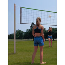Aluminum Recreational Volleyball System