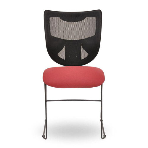 Grid 400 Series Sled Base Armless Guest Chair