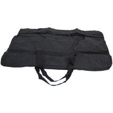 Large Nylon Presentation Easel Storage Bag with Shoulder Strap - Black