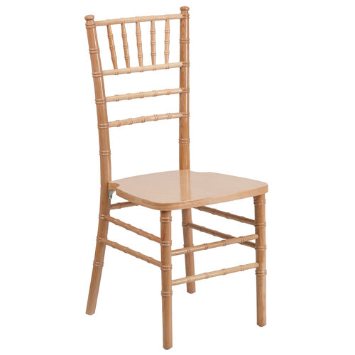 """Our HERCULES Series Natural Wood Chiavari Chair with <span style=""""color:#0000CD;"""">Free </span> Cushion is on sale now."""