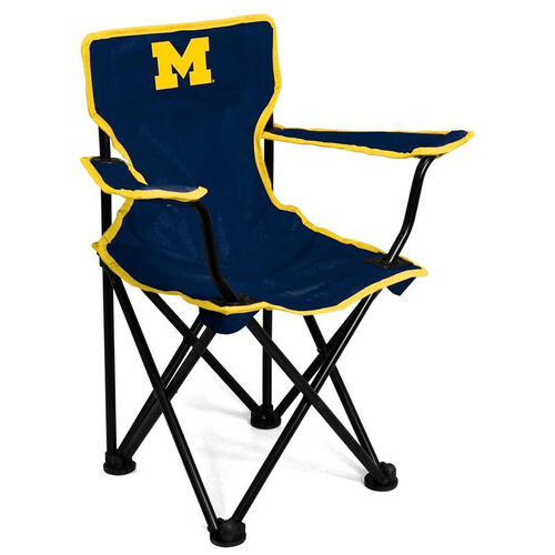 Our University of Michigan Team Logo Toddler Chair is on sale now.