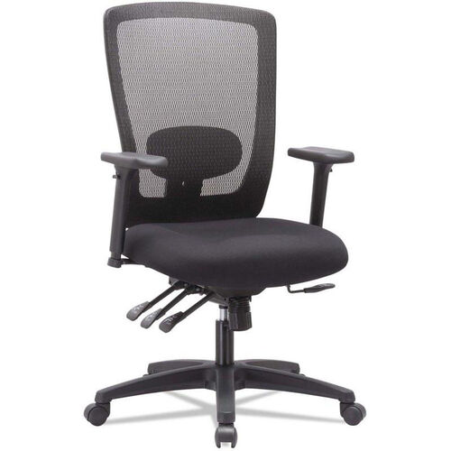Our Alera® Envy Series Mesh High-Back Multifunction Office Chair with Height-Adjustable Arms - Black is on sale now.