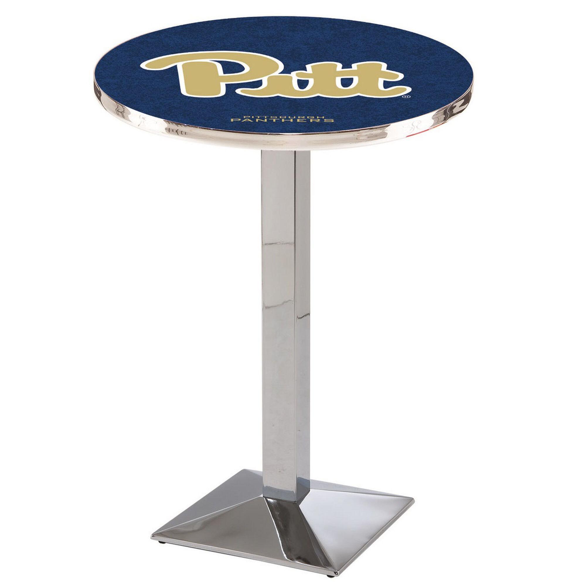 Collegiate Football Pub Table L217c42pittsb Bizchair Com