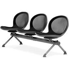 Net 3 Seat Beam - Black