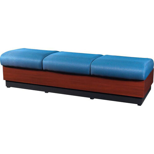 Our Quick Ship 7300 Modular Series Three Seater Reception Bench is on sale now.