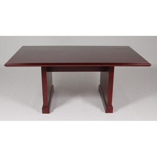 Our Wood Veneer Conference Table in Mahogany Finish is on sale now.