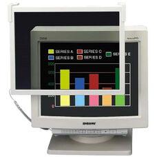 Compucessory Premium CRT Filter Gray - 21