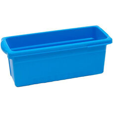 Royal Small Open Environmentally Friendly Tough Plastic Tub - Blue - 6