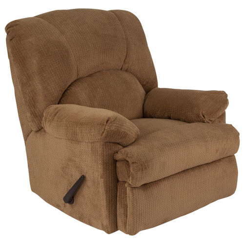 Our Contemporary Feel Good Microfiber Rocker Recliner is on sale now.