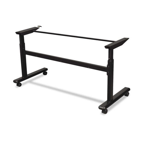 Our BALT® Height-Adjustable Flipper Table Base - 60w x 24d x 28-1/2 to 45h - Black is on sale now.