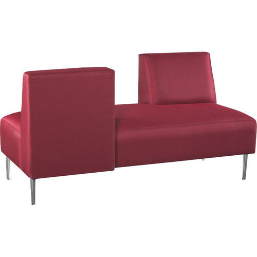Eve Armless Sofa with Opposing Backs