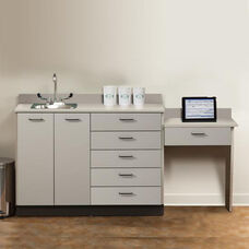 Base Cabinet - Sink - Desk - 48