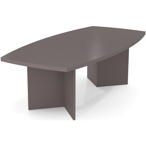 Our Boat Shaped Conference Table with 1.75