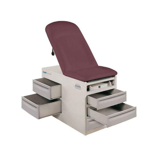 Brewer basic exam table w pneumatic back 4000 for Basic html table