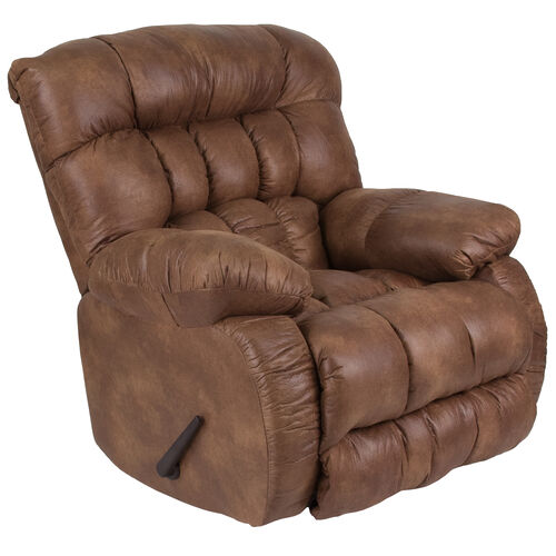 Our Breathable Comfort Padre Almond Fabric Rocker Recliner is on sale now.