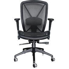 Fluid Adjustable Height Task Chair with 325 lb Capacity