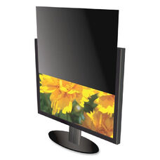 Kantek 16:9 Ratio LCD Monitor Privacy Screen Black - 20