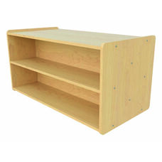 Double Sided Library Bookcases