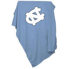 University of North Carolina Team Logo Sweatshirt Blanket