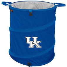 University of Kentucky Team Logo Collapsible 3-in-1 Cooler Hamper Wastebasket