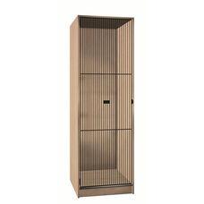 1 Compartment Storage w/Grill Door