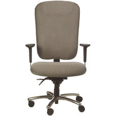 Everest Big and Tall Chair with Director Backrest - Grade B