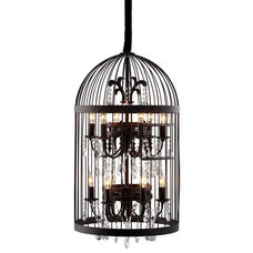 Canary Ceiling Lamp Rust