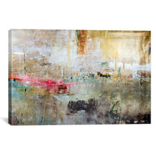 Rain Clouds by Julian Spencer Gallery Wrapped Canvas Artwork