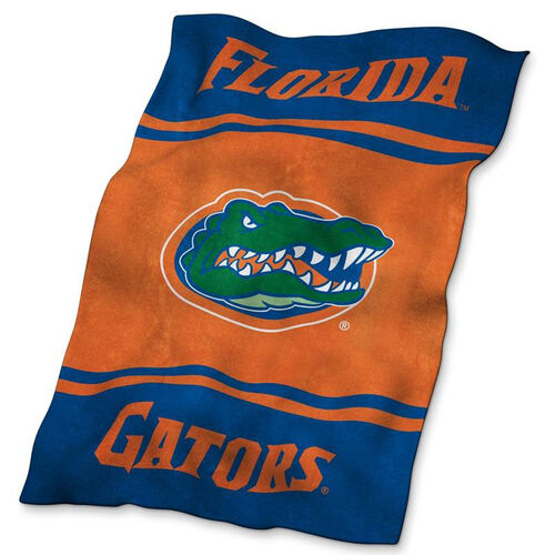 Our University of Florida Team Logo Ultra Soft Blanket is on sale now.