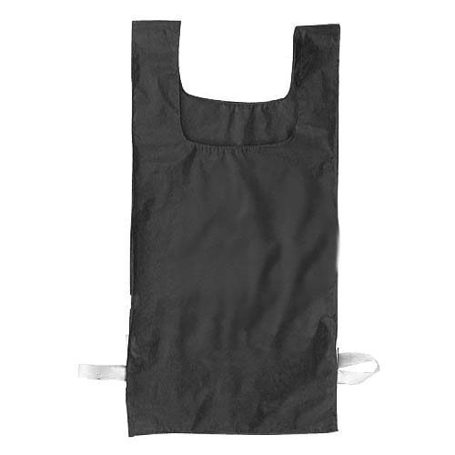 Youth Sized Heavyweight Pinnie in Black - Set of 12